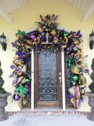 mardi gras decorating ideas mardi gras decoration ideas wreath party splendid photos