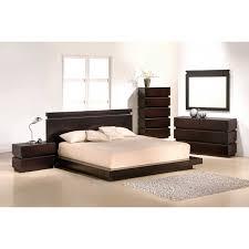 Flat Platform Bed Flat Platform Bed Frame With Superb Black Painted Mahogany Wood