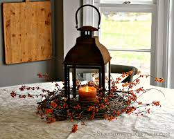 lantern centerpieces fall lantern centerpieces mediterranean decorating ideas fall