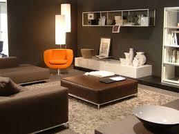 braun wohnzimmer warme wandfarben wohnzimmer orange nuancen warme wandfarben