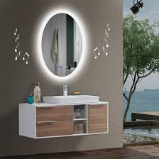 Bathroom Mirror With Clock Bathroom Bathroom Mirror Clock Bathrooms