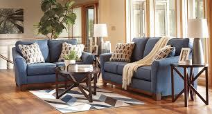 ashley furniture janley sofa lifetime denim living room furniture janley set sets wwkuswandoro