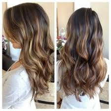 honey brown hair with blonde ombre brunette with honey hits mane interest honey highlights