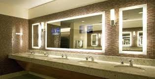 tv in a mirror bathroom hide tv behind mirror akapello com