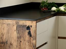 cuisine bois acier bois acier et pour une cuisine intemporelle