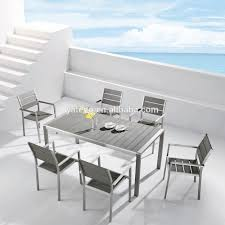 Cheap Plastic Garden Chairs Cheap Wpc Board Garden Furniture Plastic Garden Table And Chairs