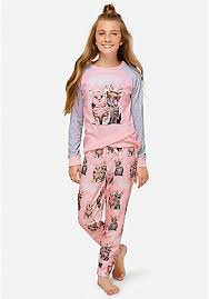 pajamas pj sets sleep separates justice