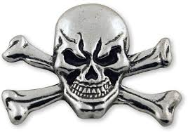 skull cross bones concho 1 3 4 4 4 cm x 1 1 8 tandy leather