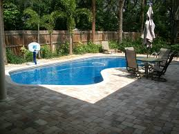 Small Pools For Small Backyards by Exterior Custom Backyard Pool Slides Backyard Pools Pools Above