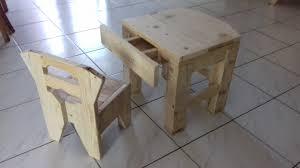 fabriquer un bureau en palette fabriquer bureau en palette ides