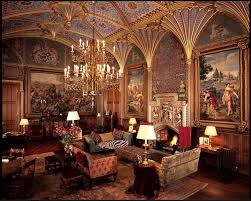castle interior design interior of eastnor castle in herefordshire england by augustus