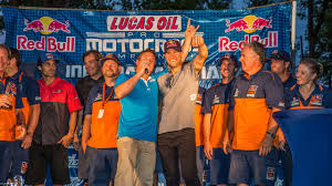 lucas pro motocross 2015 lucas oil pro motocross end of season celebration youtube