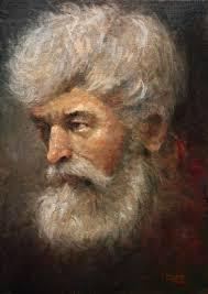 men hair colour board 2015 portrait of an old man oil painting fine arts gallery original