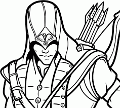 assassin u0027s creed 10 video games u2013 printable coloring pages
