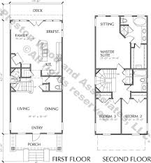 house floor plans for sale awesome narrow townhouse plans for home designing inspiration