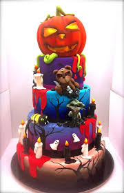 birthday halloween cake 110 best halloween cakes images on pinterest halloween foods