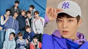 Wanna One Wanna One And Exo S Xiumin Top List Of Most Buzzworthy Tv