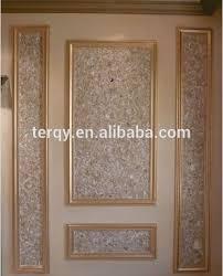 yisenni luxury mould gypsum cornice middle east style home decor
