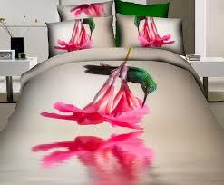 atractive to bird 3d bedding set high quality 3d printed duvet