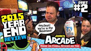 john u0027s arcade tour dec 2015 year end review all access tour