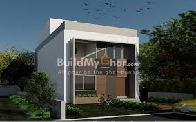jade 2 bhk home design plan