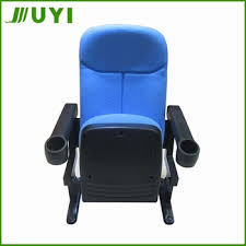 Ergonomic Folding Chair Jy 907 New Ergonomic With Plastic Cup Holder Hall Auditorium
