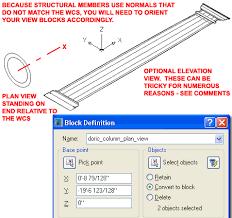 Decorative Definition Decorative Structural Columns In Architectural Desktop