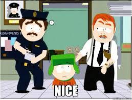 Nice Meme South Park - south park nice memes quickmeme