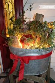 decorating front porch with christmas lights 30 breathtakingly rustic homemade christmas decorations front