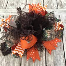 beautiful bows boutique buy orange camo hair bow realtree camouflage online at beautiful