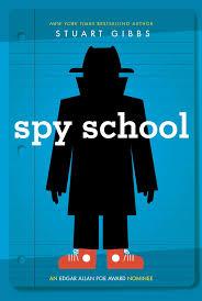 spy stuart gibbs 9781442421837 amazon com books