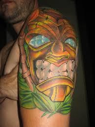 81 best tiki tattoos images on pinterest drawings hawaiian