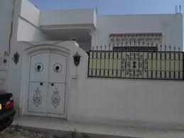 Villa Moderne Tunisie by Plan Maison 100m2 Tunisie