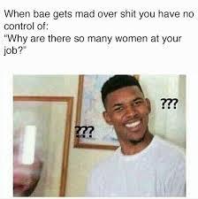 Jealous Gf Meme - 267 best crazy girlfriend memes aka meeeee images on pinterest