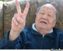 Peace Sign Meme - my grs love peace by lfmao meme center