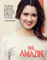 did laura marano really cut her hair laura marano for byou magazine my makeup work in print
