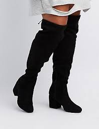 buy boots wide calf wide calf boots knee high moto russe