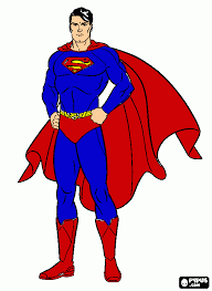superman ma coloring printable superman ma