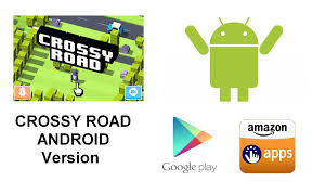 crossy road android release date announced download for amazon