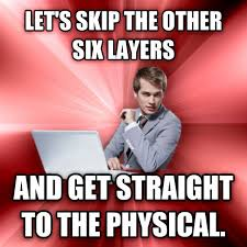 Tech Meme - overly suave it guy meme is really more of a pervert it guy with