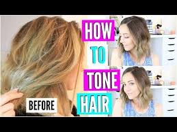 hairstyles for long hair at home videos youtube the cheapest way to tone brassy hair at home youtube hair