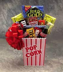 popcorn gift baskets popcorn pack snack gift basket chocolate gift baskets