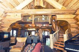 log home interior log cabin allure from cabin to mansion summitdaily com