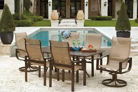 Tropitone Patio Chairs by Aluminum Dining Archives Tubs Fireplaces Patio Furniture