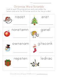 25 christmas worksheets ideas private