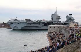 queen elizabeth carriers royal navy