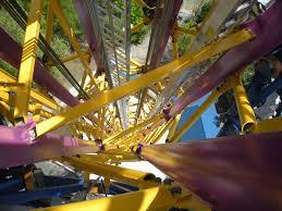 Six Flags Stl Keep Climbing Ride Entertainment