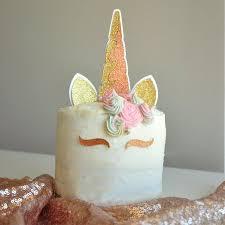 unicorn cake topper unicorn cake topper unicorn horn ears and eyelash set unicorn