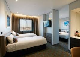 Sydney Airport Hotel Accommodation Hotel  Rooms Rydges - Sydney hotel family room