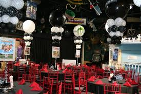 New York Themed Centerpieces by Hollywood Theme Bat U0026 Bar Mitzvah Sweet 16 Party